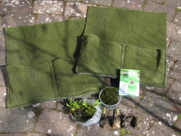 Taschenmatte Mini2er Set
